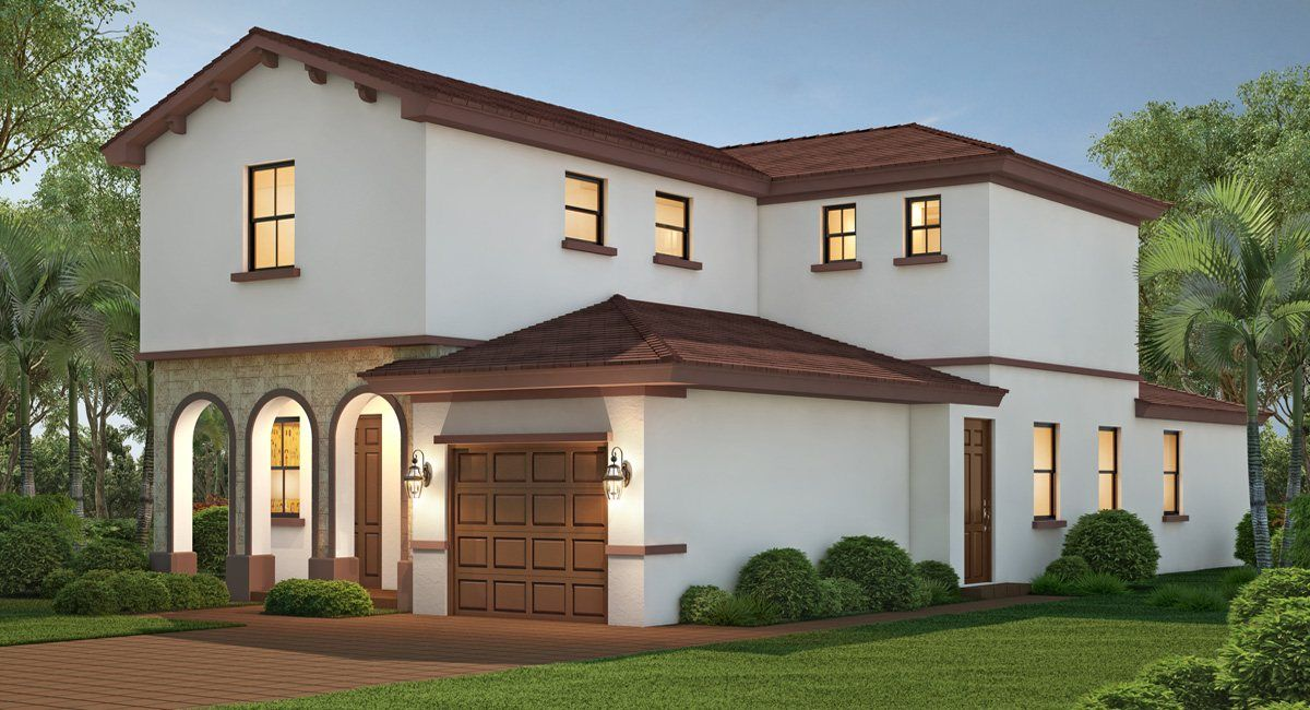 Single Family for Active at Aquabella - The Waterways Collection - Visola 10220 W 32 Way- Gps Use 15944 Nw 97 Ave Hialeah, Florida 33018 United States