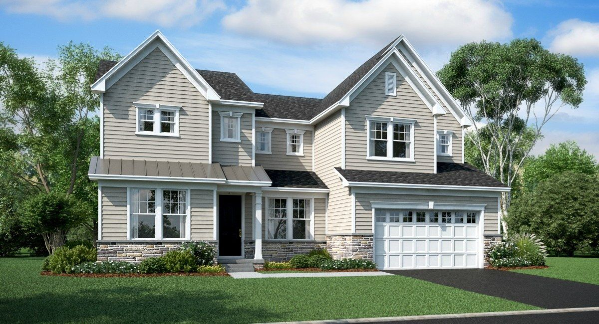 Single Family for Sale at Reserve At Providence Crossing - Single Homes - Filton Rivercrest Drive & Collegeville Road Phoenixville, Pennsylvania 19460 United States