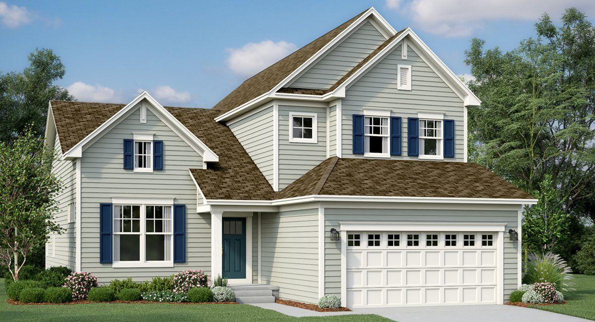 Single Family for Sale at Harmans Ridge Sf - Fairmont 1606 Hekla Lane Harmans, Maryland 21077 United States