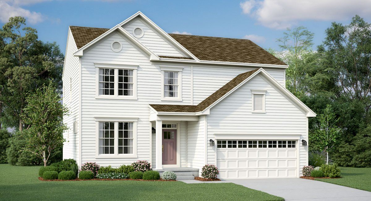 Single Family for Sale at Harmans Ridge Sf - Somerset 1606 Hekla Lane Harmans, Maryland 21077 United States