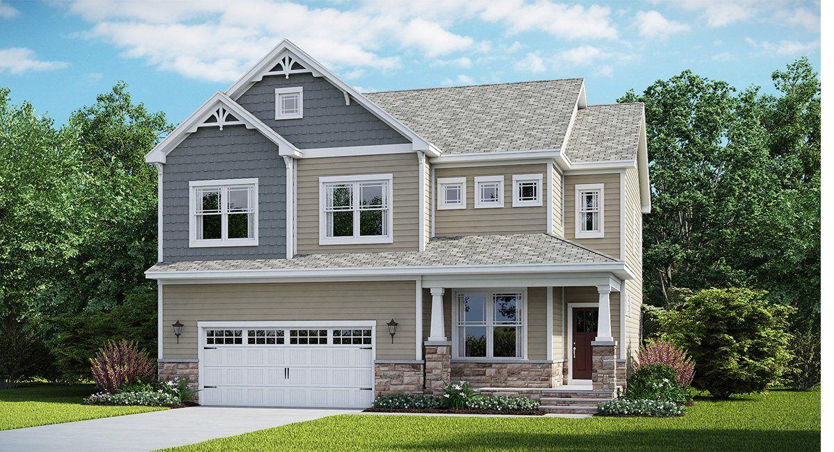 Single Family for Sale at Harmans Ridge Sf - Portfield 1606 Hekla Lane Harmans, Maryland 21077 United States