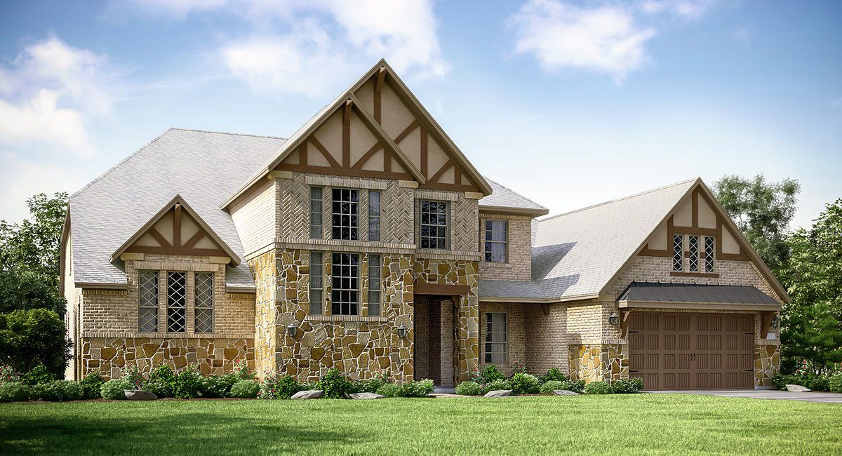 Single Family for Active at West Ranch - Renaissance Collection - Bella 2420 Morning Ridge Lane Friendswood, Texas 77546 United States