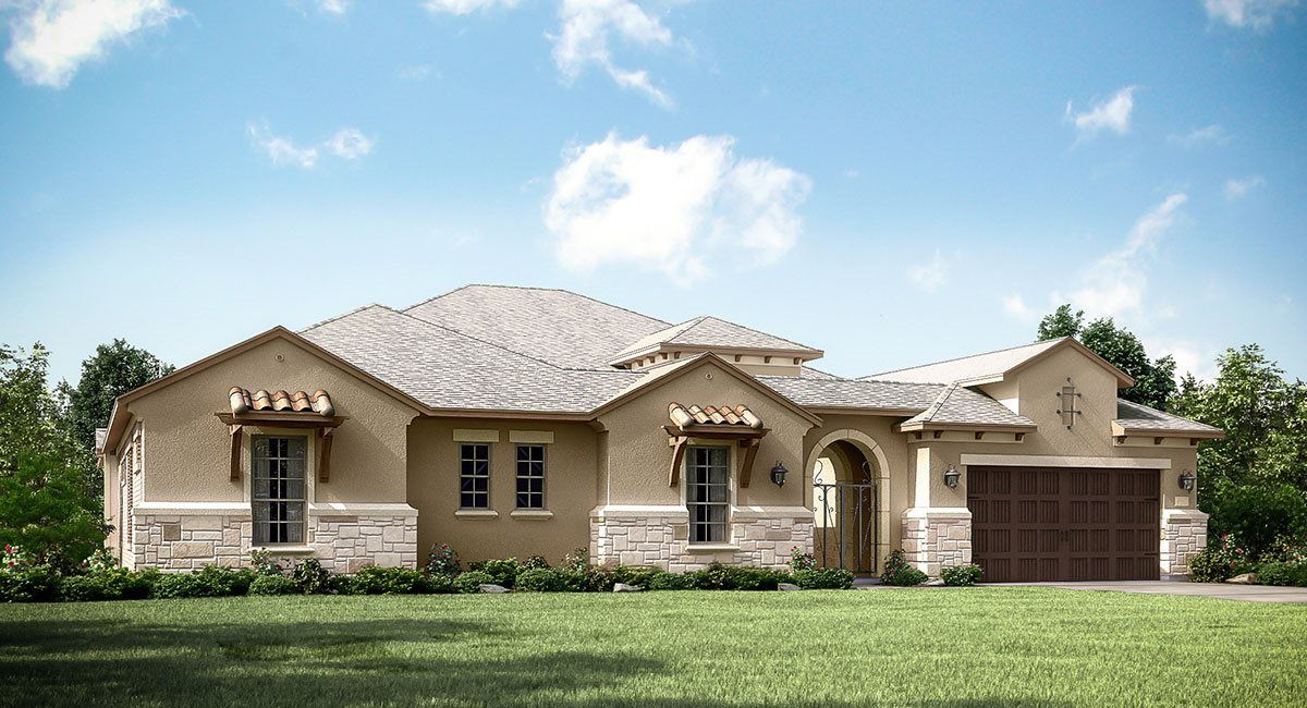 Single Family for Active at West Ranch - Renaissance Collection - Dolce 2420 Morning Ridge Lane Friendswood, Texas 77546 United States