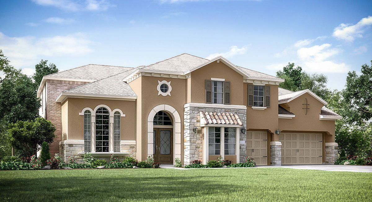 Single Family for Active at West Ranch - Renaissance Collection - Verona 2420 Morning Ridge Lane Friendswood, Texas 77546 United States