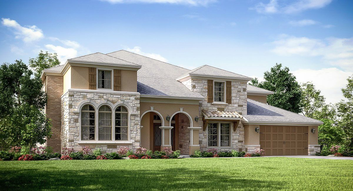 Single Family for Active at West Ranch - Renaissance Collection - Venetian 2420 Morning Ridge Lane Friendswood, Texas 77546 United States
