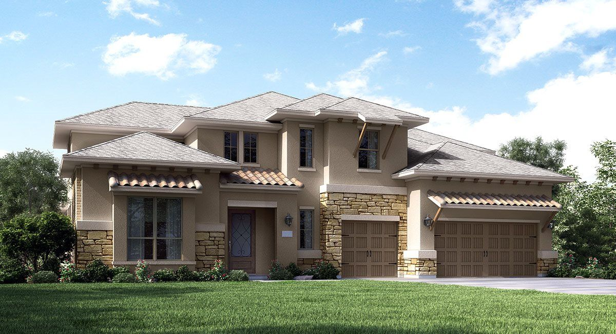 Single Family for Active at Stanton 20120 W Hachita Circle Spring, Texas 77379 United States