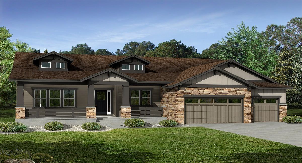 Single Family for Active at Somerset Meadows - Waite Ii 2211 Somerset Court Longmont, Colorado 80503 United States
