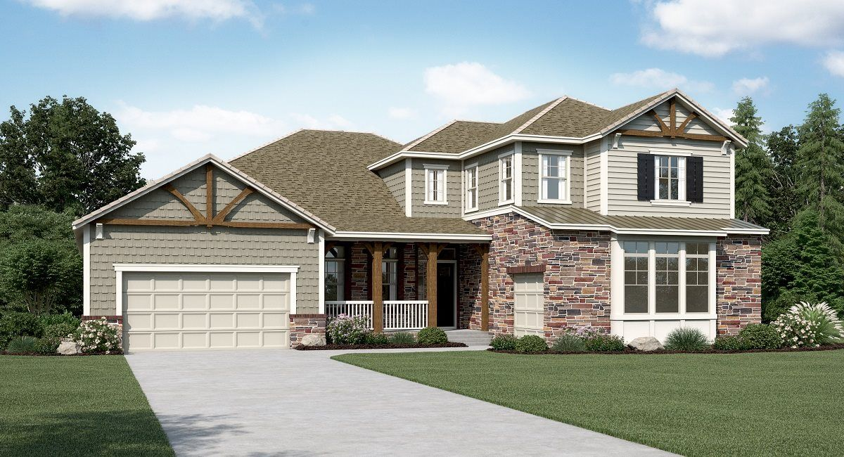 Single Family for Active at Somerset Meadows - Chandler Ii 2211 Somerset Court Longmont, Colorado 80503 United States