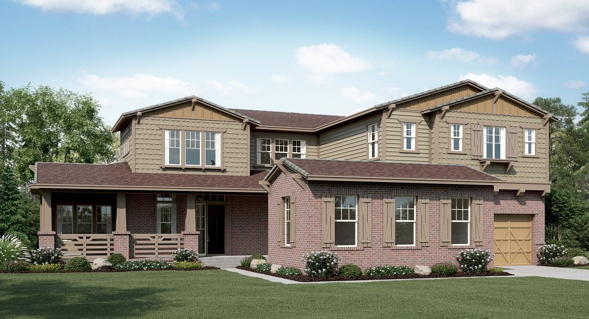 Single Family for Active at Somerset Meadows - Graham Ii 2211 Somerset Court Longmont, Colorado 80503 United States