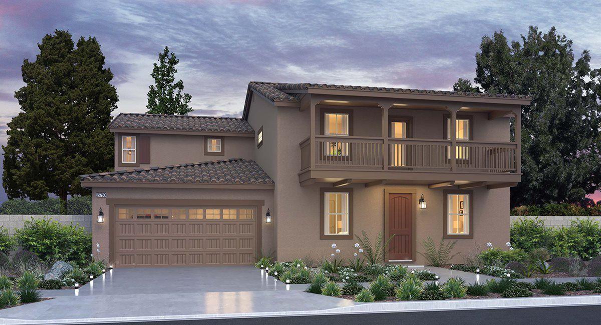 Unifamiliar por un Venta en Gabion Ranch - Mountainside - Residence Three 5318 Heitz Street Fontana, California 92336 United States