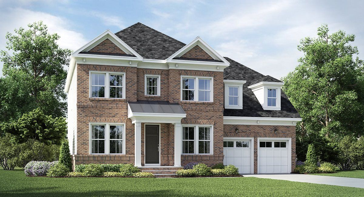 Single Family for Active at Liberty Knolls - Chamberlain 1 Shermans Ridge Road Stafford, Virginia 22554 United States