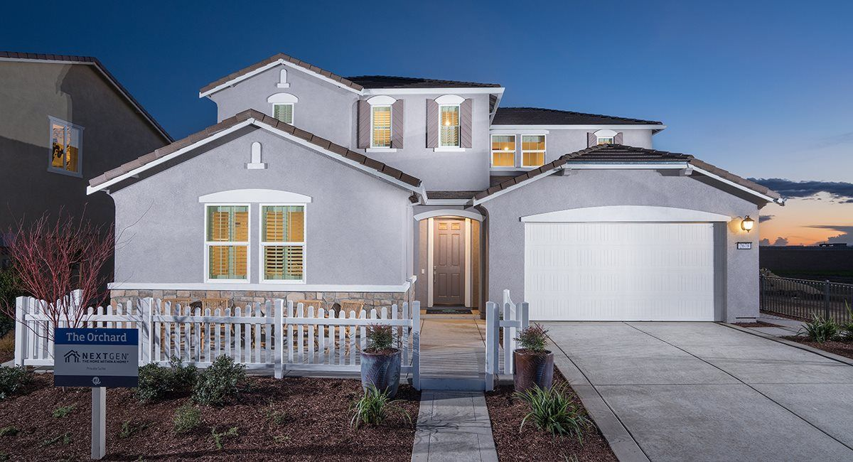 Single Family for Active at The Orchard At Spring Lake - Residence 3312 1581 Osborn Road Woodland, California 95776 United States