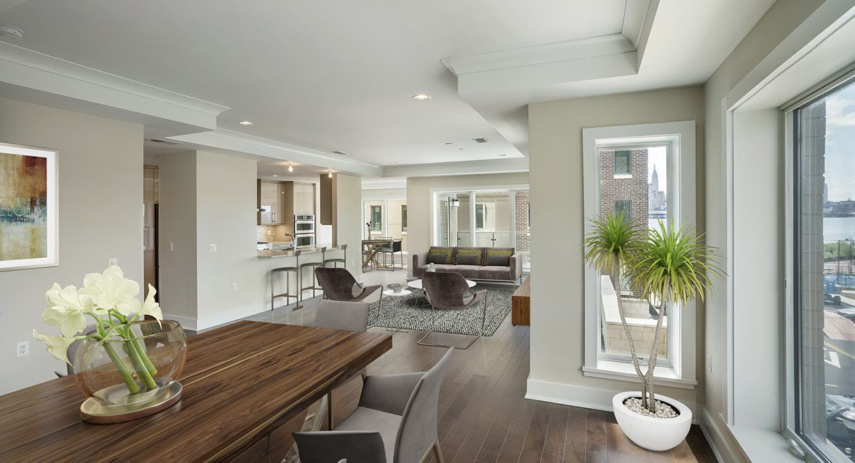 Multi Family for Active at Henley On Hudson - 100 Eton Row #401 100 Eton Row #401 Weehawken, New Jersey 07086 United States