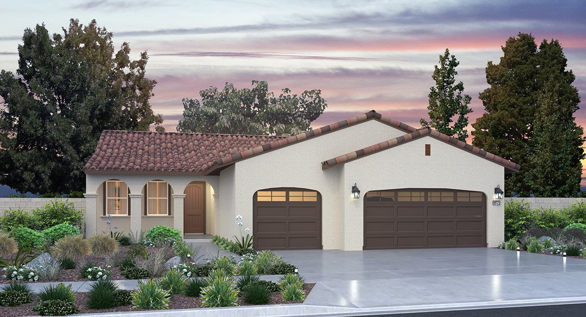 Single Family for Active at Citrus Trails - Hamlin - Residence Two 11107 Clementine Way Loma Linda, California 92354 United States