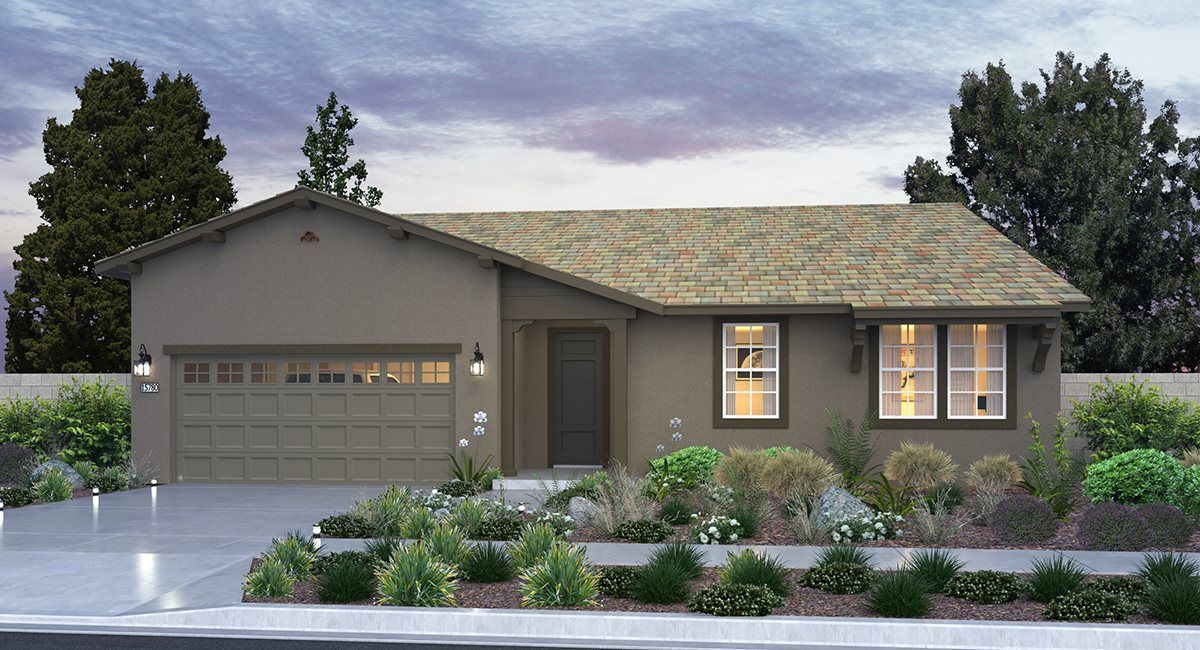 Single Family for Active at Citrus Trails - Hamlin - Residence Three 11107 Clementine Way Loma Linda, California 92354 United States