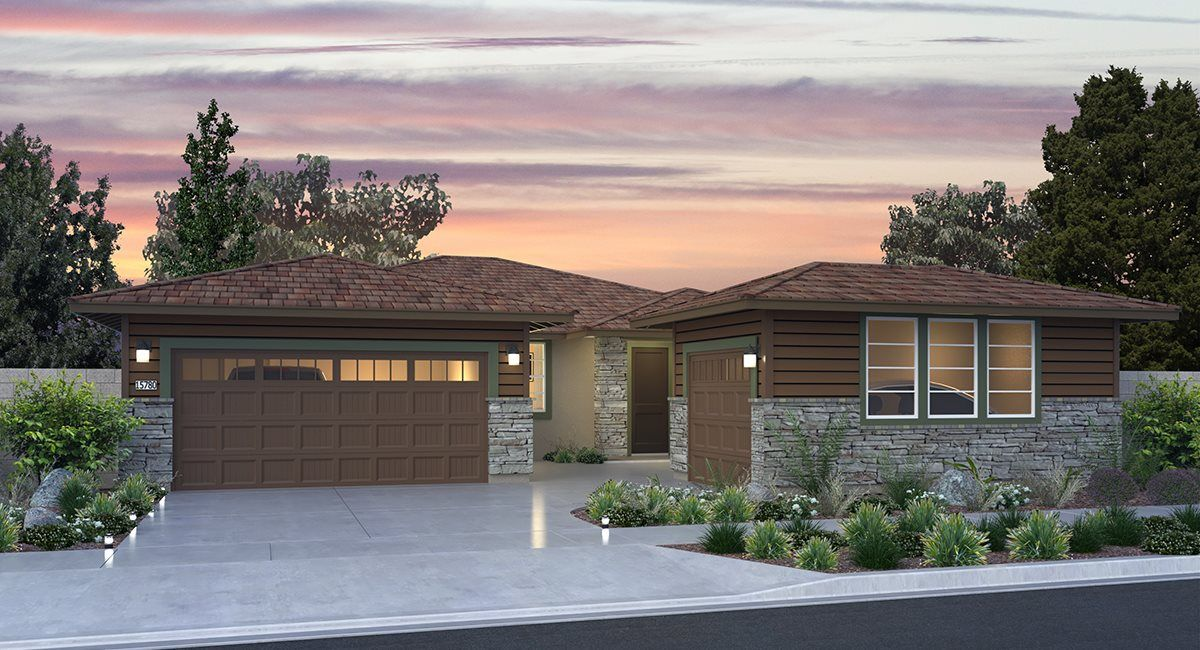 Single Family for Active at Citrus Trails - Hamlin - 2434 Next Gen By Lennar 11107 Clementine Way Loma Linda, California 92354 United States