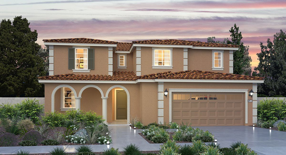 Single Family for Active at Citrus Trails - Valencia - Residence Two 11107 Clementine Way Loma Linda, California 92354 United States