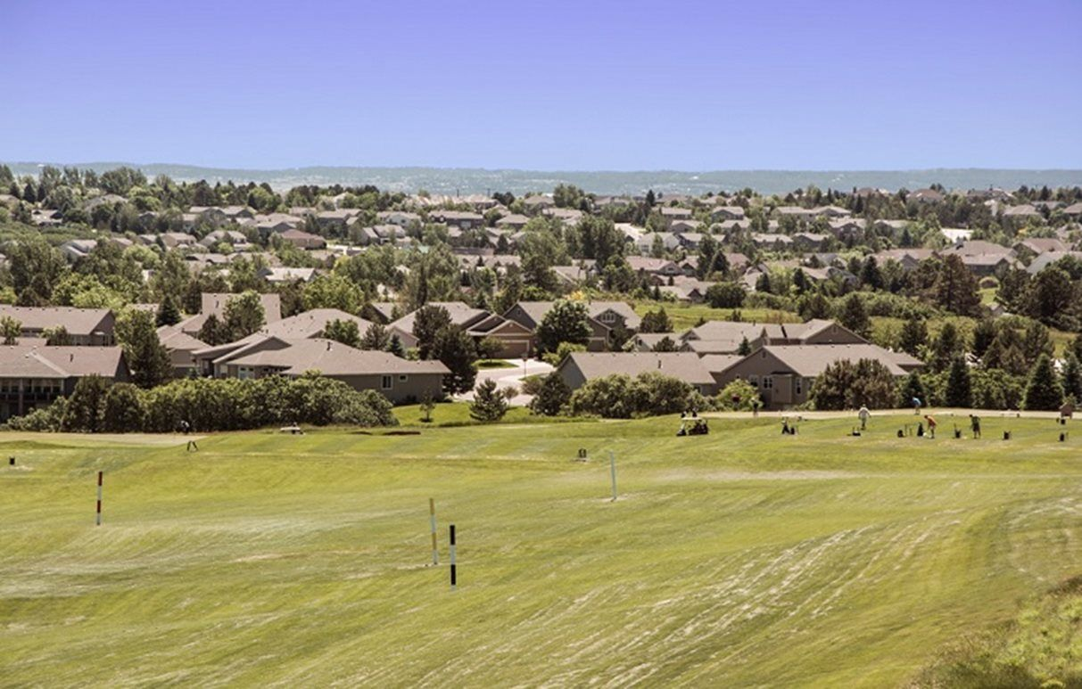 Single Family for Active at Palmer 84 Broken Tee Lane Castle Pines, Colorado 80108 United States