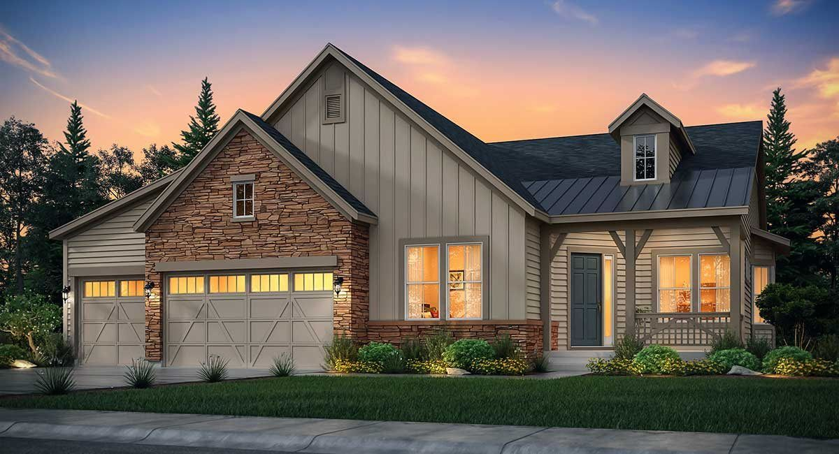 Single Family for Active at Castle Valley - The Legends Collection - Ballesteros 315 Flagstick Point Castle Pines, Colorado 80108 United States