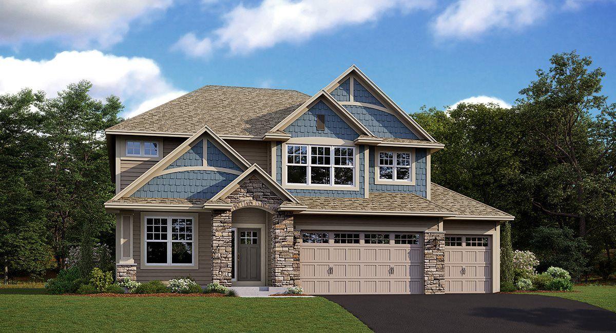 单亲家庭 为 销售 在 Washburn Ei 8296 60th St S Cottage Grove, Minnesota 55016 United States