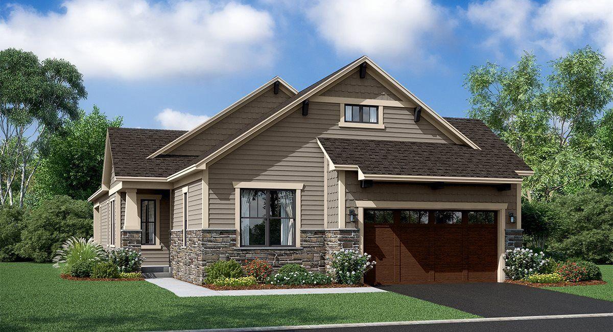 单亲家庭 为 销售 在 Inverness 5865 Ayrshire Lane Shorewood, Minnesota 55331 United States