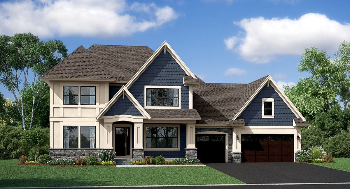 单亲家庭 为 销售 在 Minnetonka Country Club - Luxury Collection - Muirfield 5765 Wooden Cleek Drive Shorewood, Minnesota 55331 United States