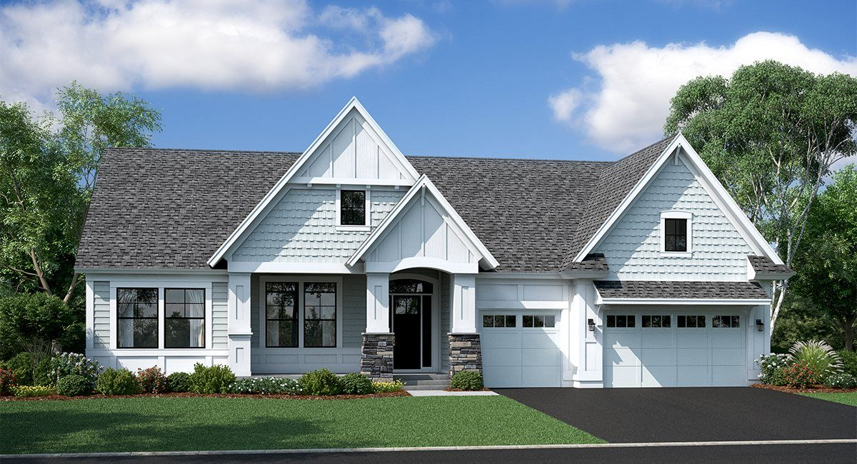 单亲家庭 为 销售 在 Riviera 25000 Bentgrass Way Shorewood, Minnesota 55331 United States