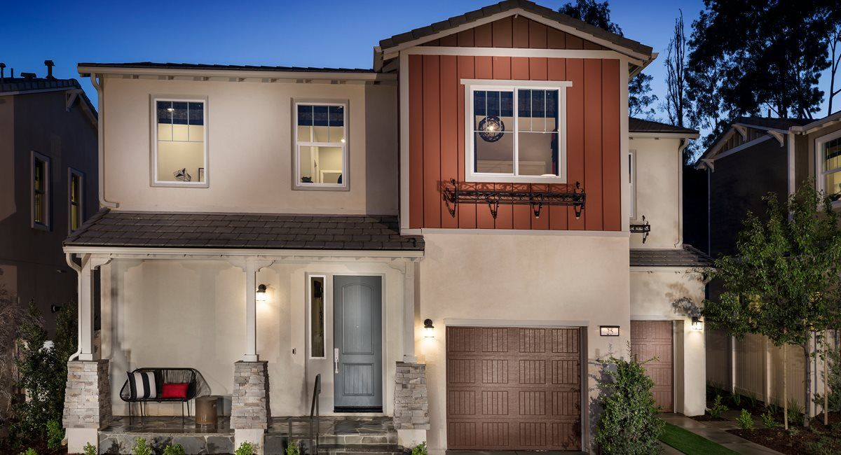 Single Family for Active at The Crossing At Phillips Ranch - Residence 1 23 Wagon Wheel Street Pomona, California 91766 United States