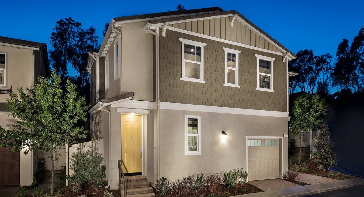 Single Family for Active at The Crossing At Phillips Ranch - Residence 2 23 Wagon Wheel Street Pomona, California 91766 United States