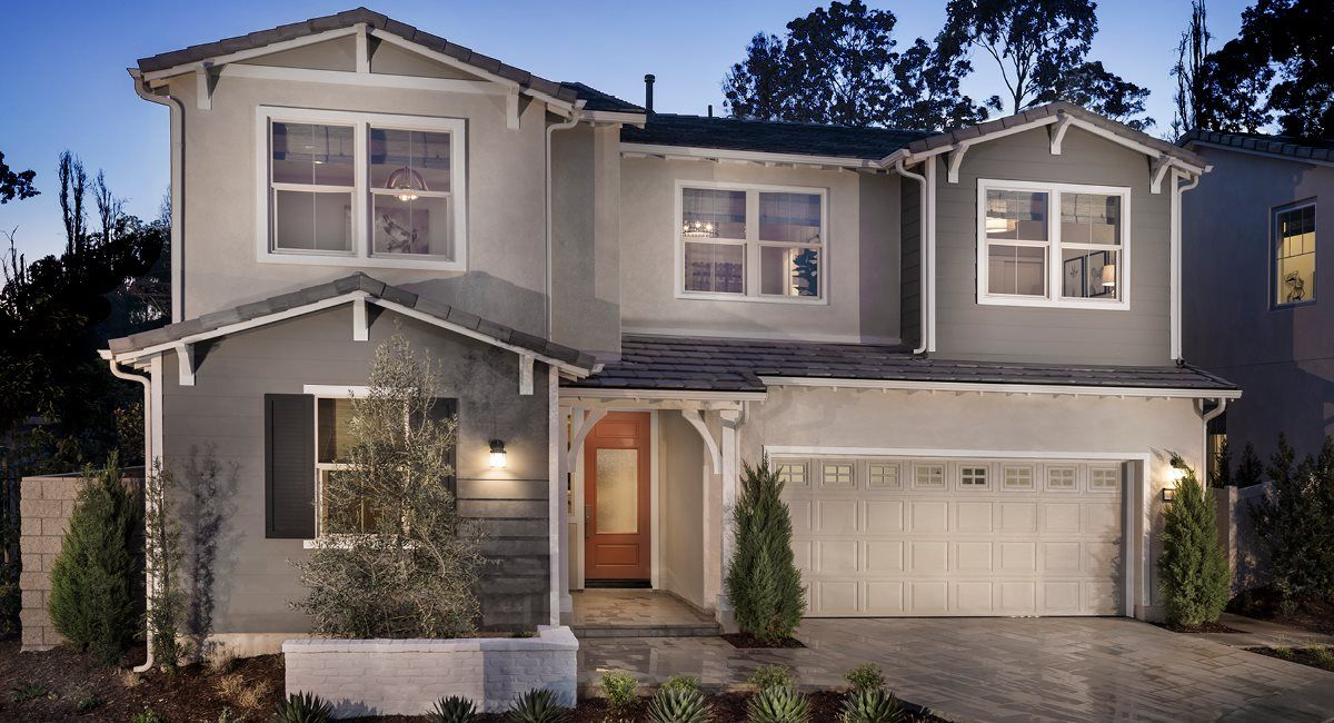 Single Family for Active at The Crossing At Phillips Ranch - Residence 3 23 Wagon Wheel Street Pomona, California 91766 United States