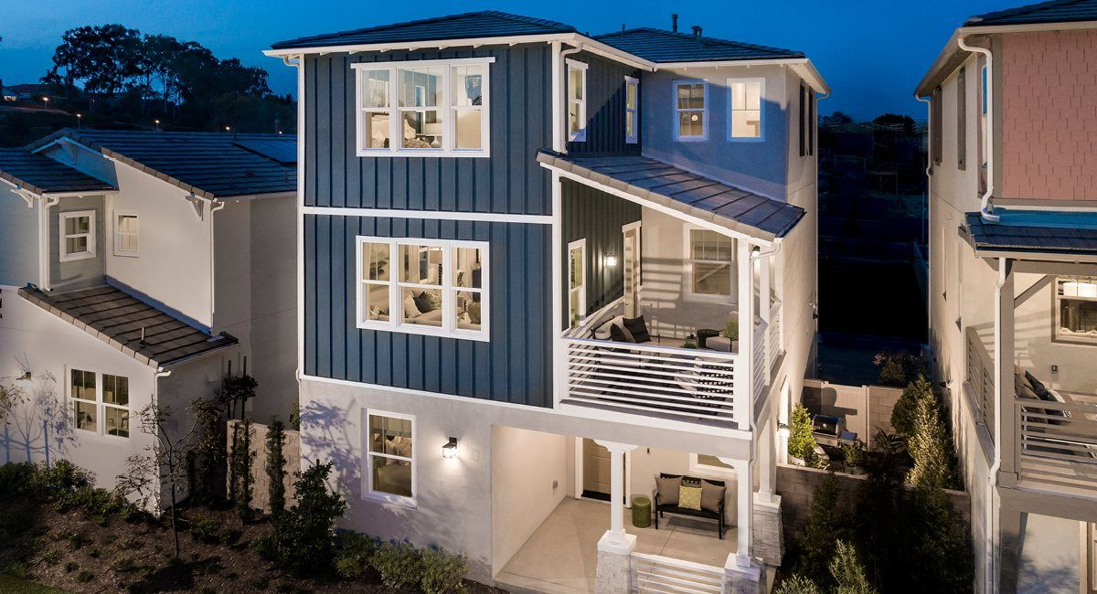 Single Family for Active at Avendale At Phillips Ranch - Residence 2 2 Sage Blossom Pomona, California 91766 United States