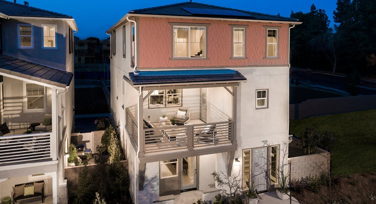 Single Family for Active at Avendale At Phillips Ranch - Residence 3 2 Sage Blossom Pomona, California 91766 United States