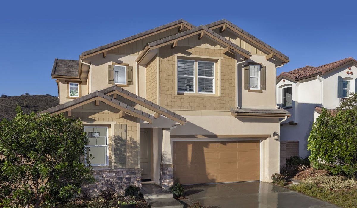 Single Family for Active at The Woodlands - Arbor Heights - Residence 3 443 Sequoia Ave. Simi Valley, California 93065 United States