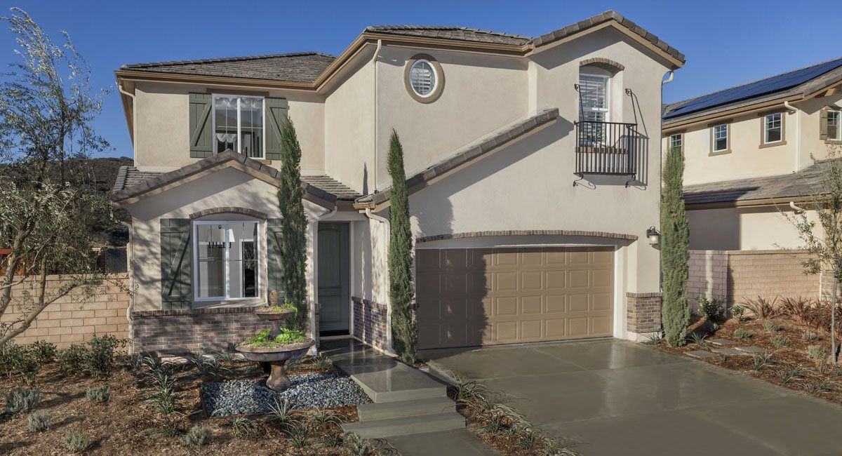Single Family for Active at The Woodlands - Arbor Heights - Residence 4 443 Sequoia Ave. Simi Valley, California 93065 United States