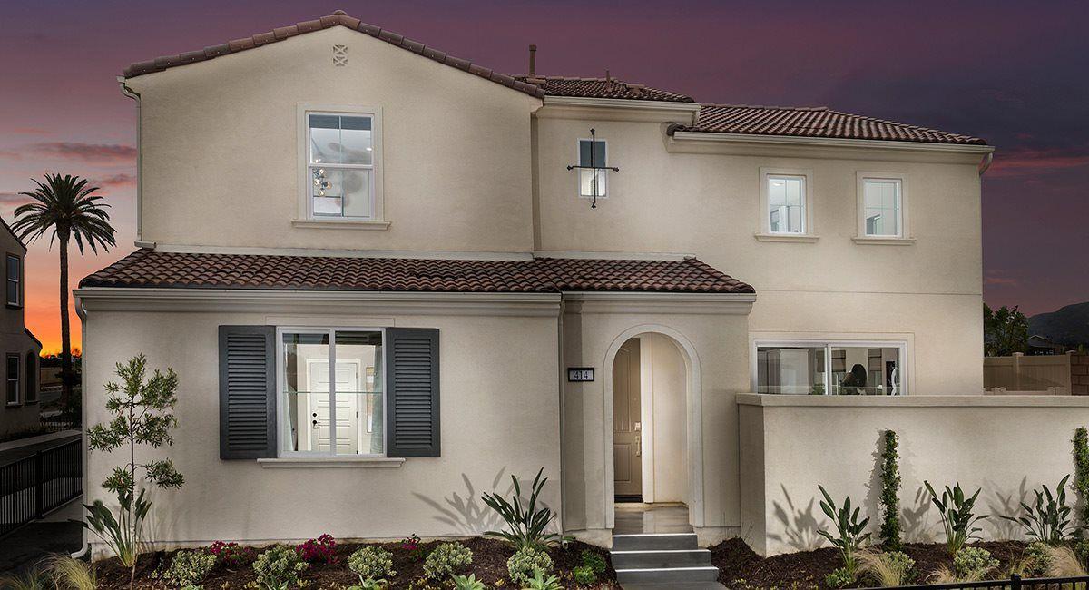 Single Family for Active at Harvest At Limoneira - Vinelands - Residence 2 414 Tibbetts St Santa Paula, California 93060 United States