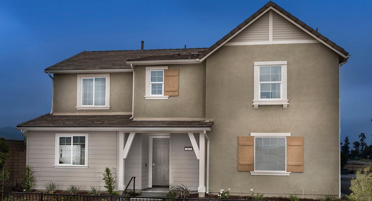 Single Family for Active at Harvest At Limoneira - Vinelands - Residence 3 414 Tibbetts St Santa Paula, California 93060 United States