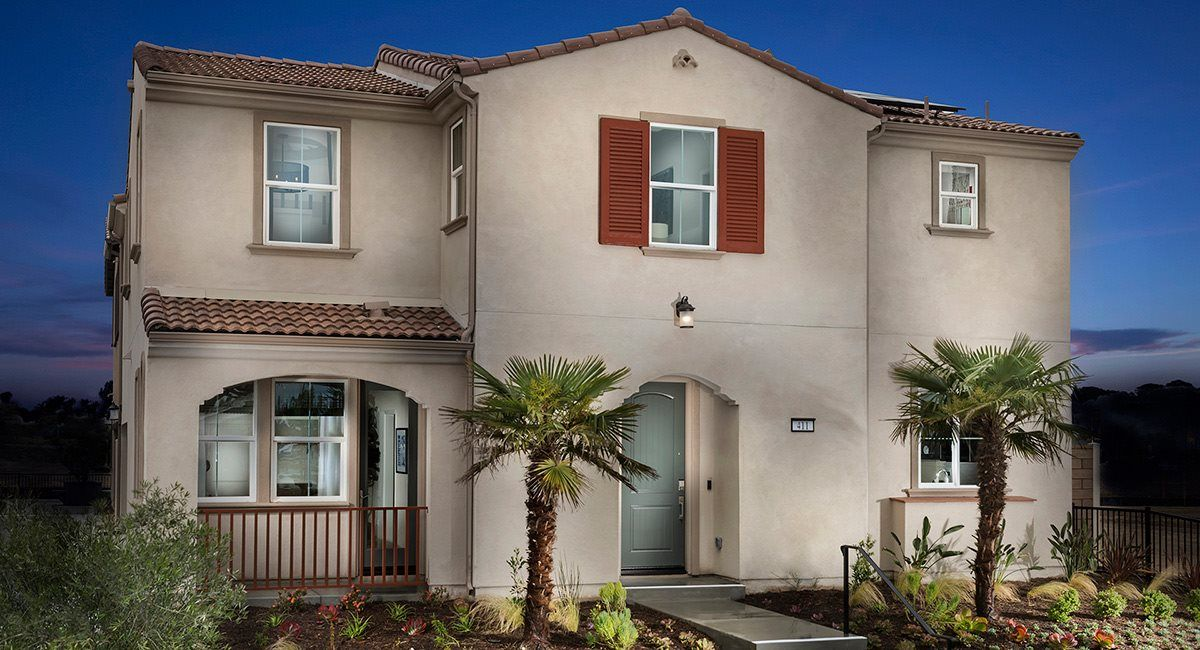 Single Family for Active at Harvest At Limoneira - Vinelands - Residence 4 414 Tibbetts St Santa Paula, California 93060 United States