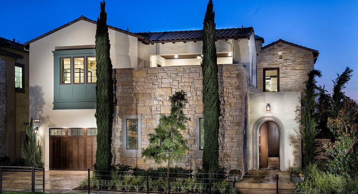 单亲家庭 为 销售 在 Altair Irvine - Lumiere - Residence 4x 58 Spacial Irvine, California 92618 United States