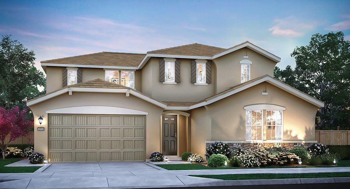 Unifamiliar por un Venta en Residence 3312 1241 Makeway Street Roseville, California 95747 United States