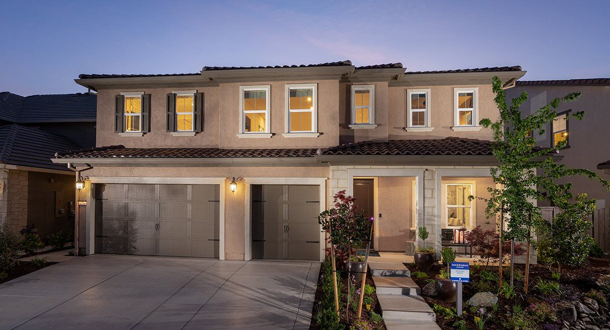 Single Family for Active at Braeburn At Harvest - Residence 3447 1212 Harvest Loop Folsom, California 95630 United States