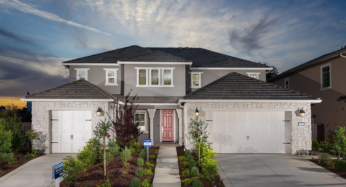 Unifamiliar por un Venta en Braeburn At Harvest - Model Home For Sale - 3236 1212 Harvest Loop Folsom, California 95630 United States