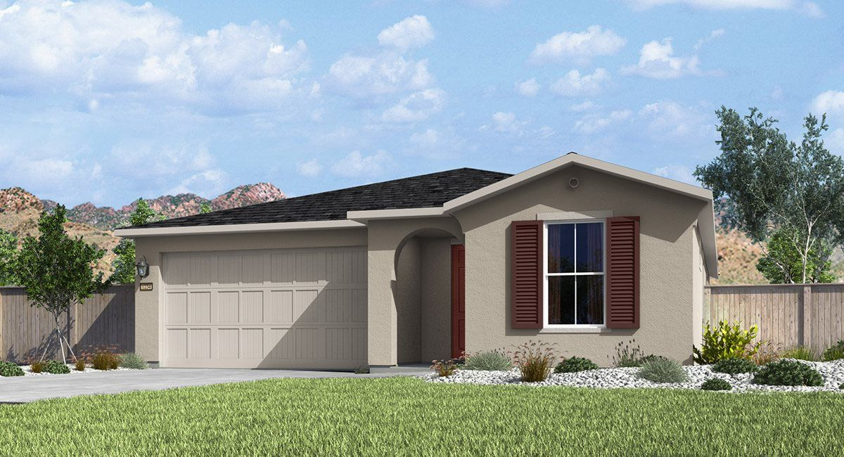 Single Family for Active at Bianco At Cabernet Highlands - The Pinon 7240 Rutherford Drive Reno, Nevada 89506 United States