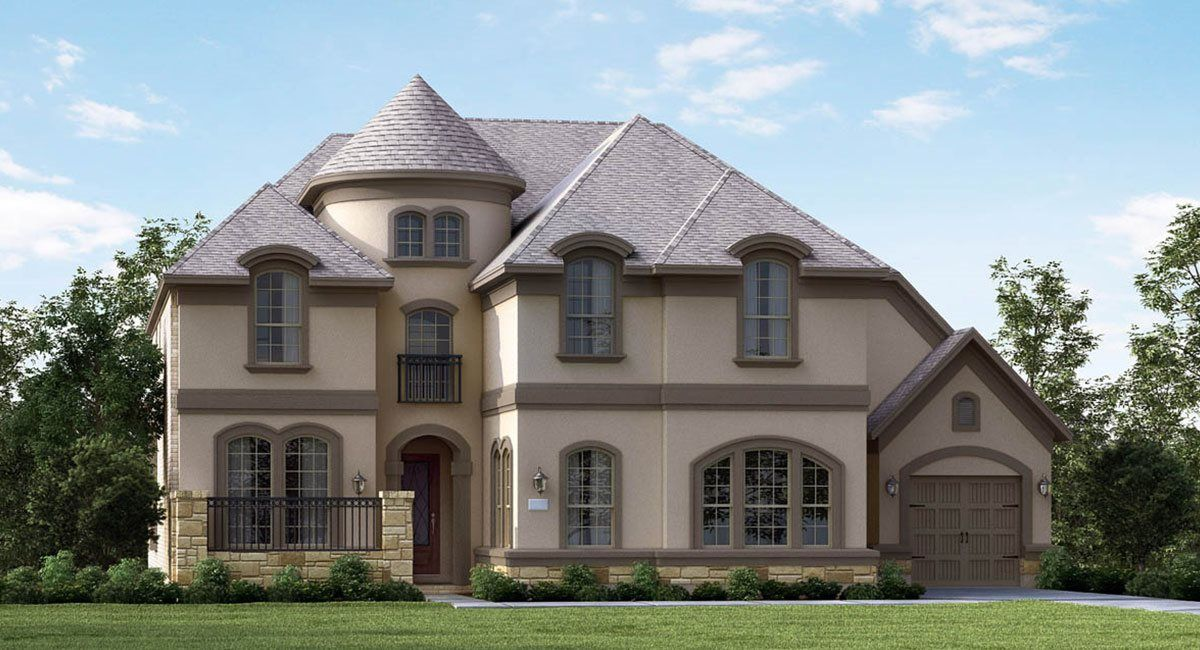 Single Family for Active at Graystone Hills - Classic And Kingston Collections - Tillman 2042 Graystone Hills Drive Conroe, Texas 77304 United States