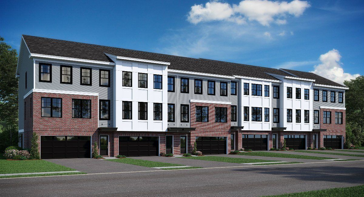 Multi Family for Active at Patriots Square By Lennar - Patriot Square 3-Story Townhomes - Pershing 12 Kelly Way Tinton Falls, New Jersey 07724 United States
