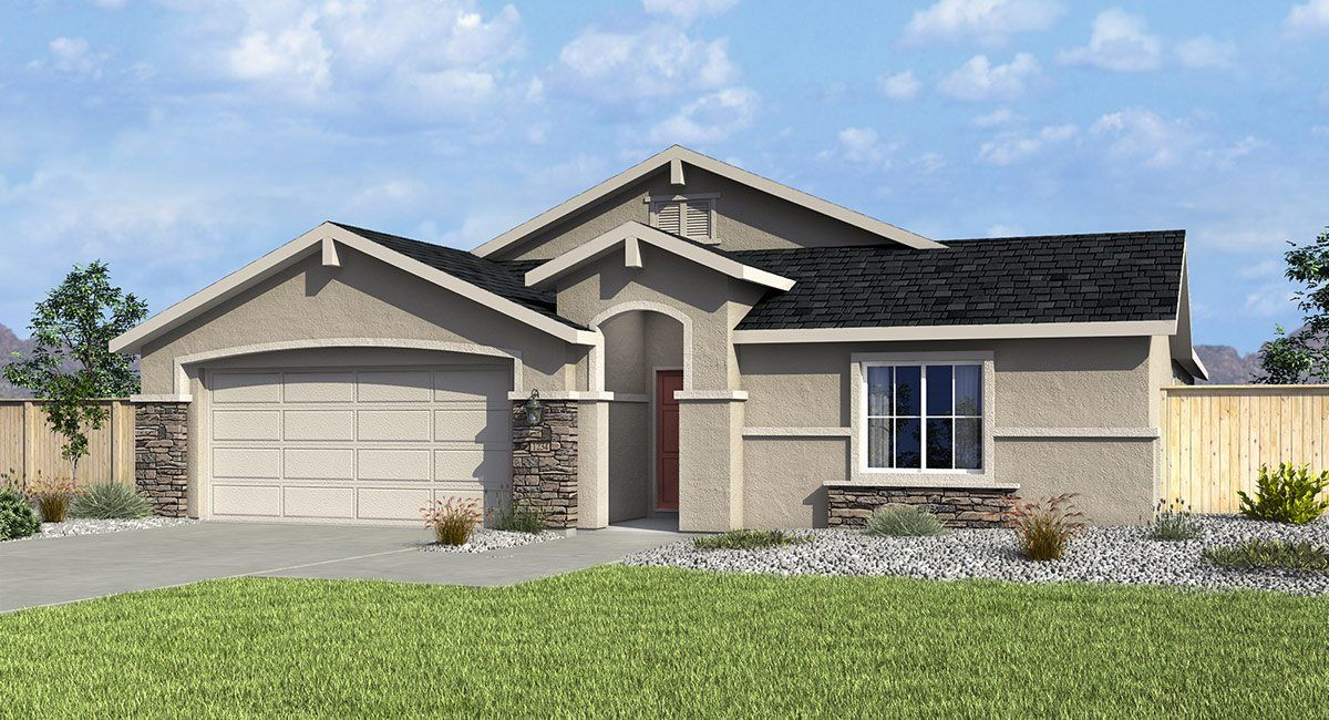 Single Family for Active at Rosso At Cabernet Highlands - Comstock 7240 Rutherford Drive Reno, Nevada 89506 United States