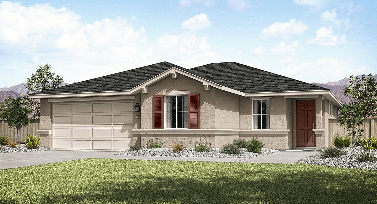 Single Family for Active at Sierra Crossing At Schulz Ranch - The Cheyenne 6508 Arc Dome Drive Carson City, Nevada 89701 United States