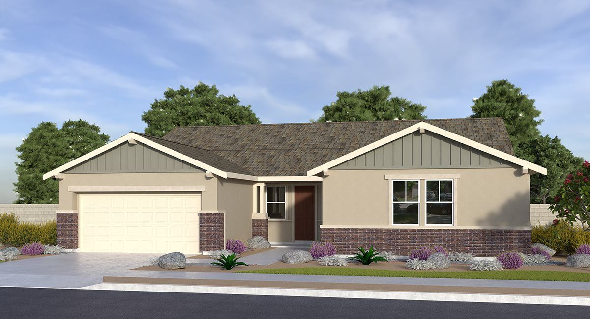 Single Family for Active at Riverbend - Tranquility - Residence One 11829 Confluence Drive Jurupa, California 91752 United States