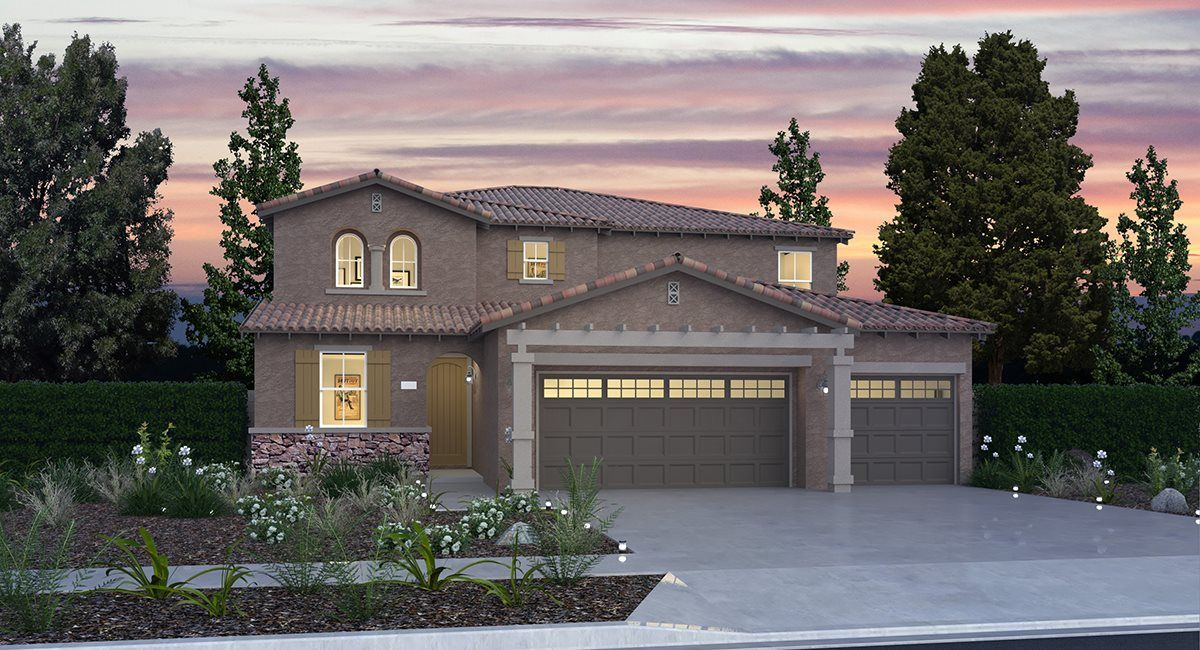 Single Family for Active at The Arboretum - Lavender - 3688 Next Gen By Lennar 5126 Agave Avenue Fontana, California 92336 United States