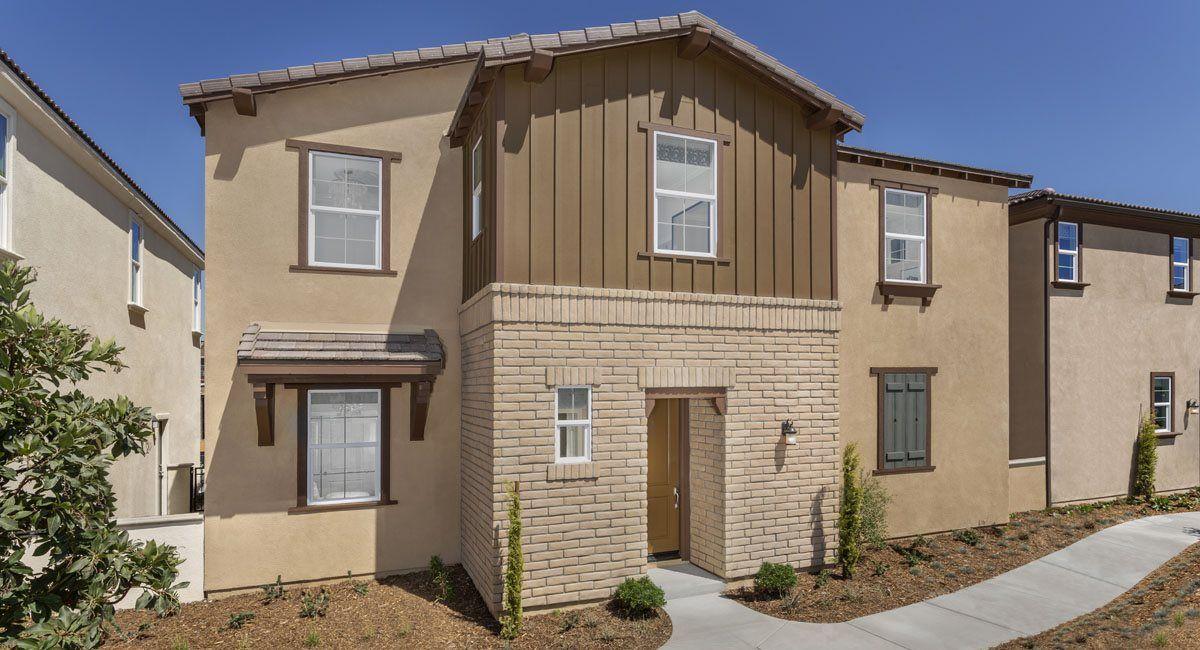 Single Family for Active at Prado - Verona - Residence Three 14553 Verona Place Eastvale, California 92880 United States
