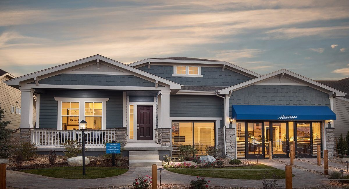 Single Family for Active at Hamilton 15565 Willow Street Thornton, Colorado 80602 United States